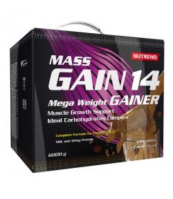Гейнер Nutrend Mass Gain 14 6кг